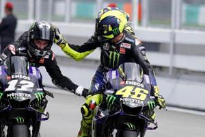 Tiga Kata yang Jadi Gambaran Kepribadian Valentino Rossi