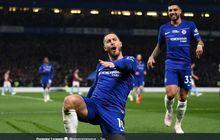 Eden Hazard Bahkan Sudah Mencetak Gol Saat Belum Dilahirkan