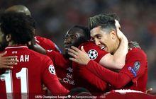 Aman, Liverpool-nya Juergen Klopp Tak Pernah Kalah Selisih 3 Gol di Eropa