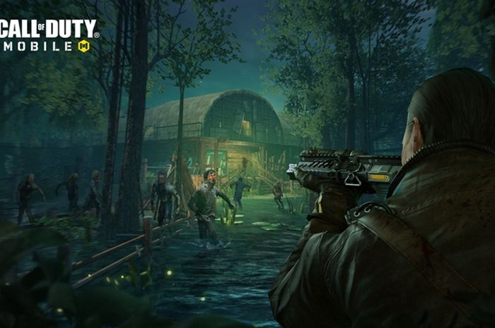 Zombie Mode di Call of Duty: Mobile