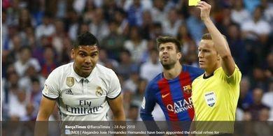 El Clasico Diancam, Real Madrid dan Barcelona Menginap Satu Hotel