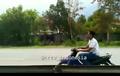 Pengendara Yamaha Vega R Ngegas Macam Sultan di Tol Sidoarjo, Gak Pakai Helm dan Lawan Arah