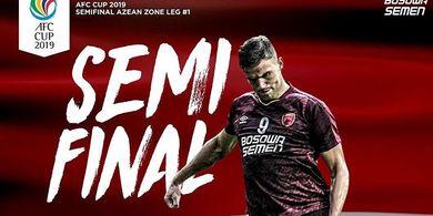 Live Streaming PSM Makassar Vs Becamex Binh Duong di Piala AFC 2019