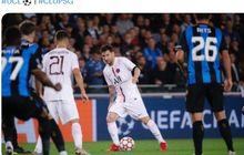 Kontribusinya Minim! Kedatangan Messi Bikin Lini Depan PSG Jadi Tumpul
