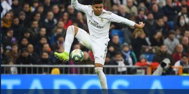Cari Suksesor Casemiro, Real Madrid Incar Remaja Berusia 17 Tahun