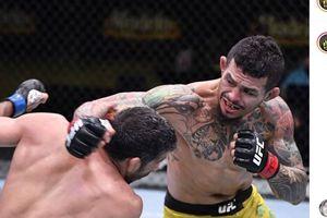 UFC Vegas 26 - Dua Jagoan Elite Mantan Kelasnya Khabib dalam Bahaya