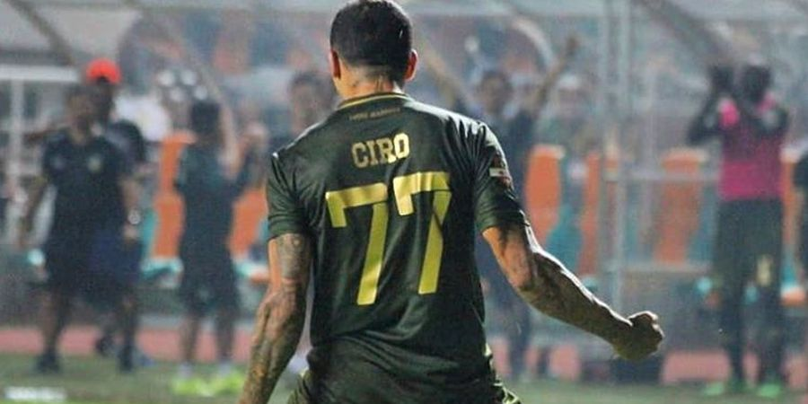 Ciro Alves Jadi Buruan Panas Tim Liga 1, Persib Bandung Salah Satunya?