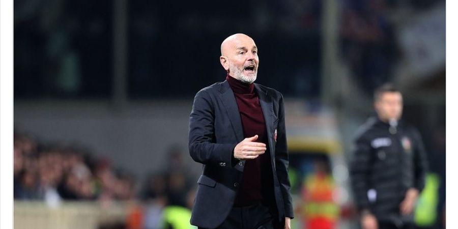 AC Milan Vs Sparta Prague - Stefano Pioli Indikasikan Rotasi Besar