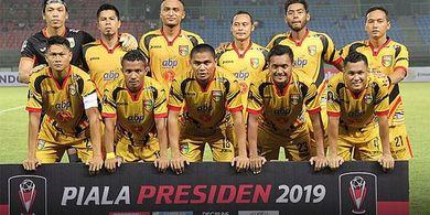 Mitra Kukar Pikir-pikir Pakai Stadion Aji Imbut di Liga 2 2019