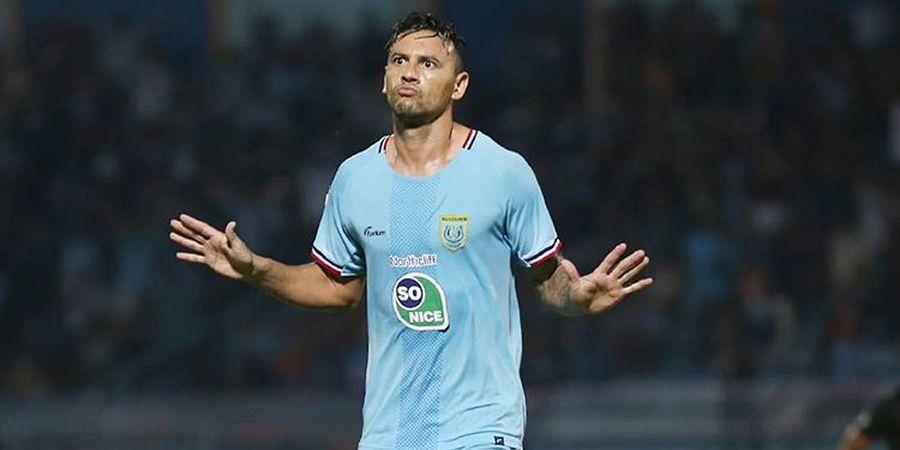 Top Scorer Putaran Pertama Liga 1 2019 Ungkap Alasan Gabung Tira-Persikabo