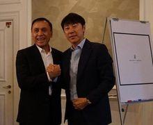 Shin Tae-yong Pelatih Timnas Indonesia, Kiper Persib di Liga Champions Asia Terkejut