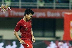 Bhayangkara FC Ajukan Surat Permohononan ke Timnas U-23 Indonesia
