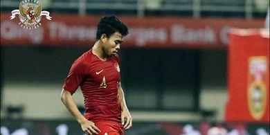Bek Timnas U-22 Indonesia Sebut Ada Kutukan dari Malaysia