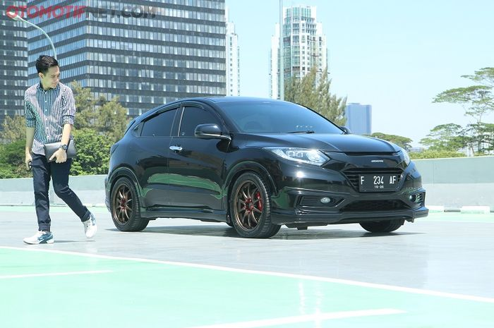 Honda HR-V Prestige 2015 Akibat Keracunan