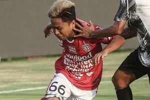 Kegiatan Winger Bali United, Fahmi Al Ayyubi Saat Lebaran dan Setelahnya