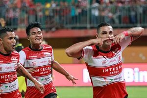 Walau Tim Dibubarkan, Madura United Selalu Siap Sambut Kompetisi