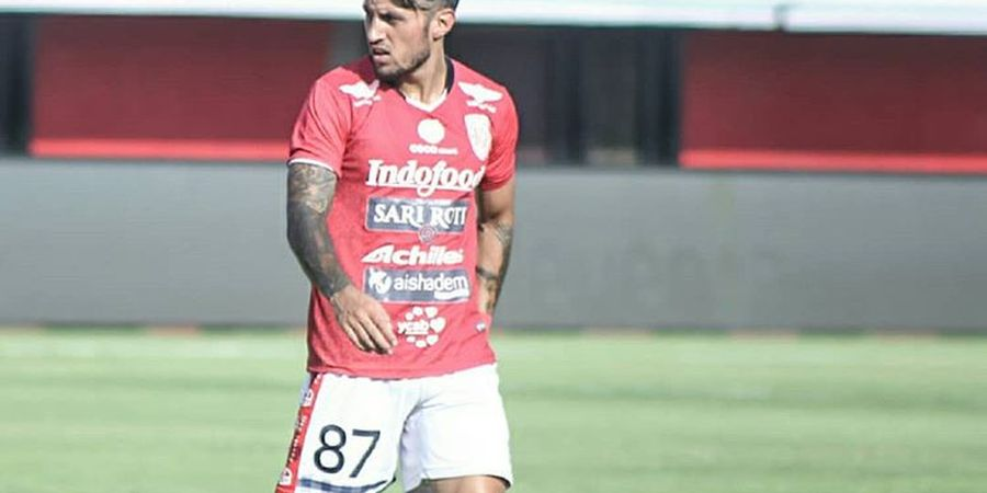 Bali United Vs Arema FC, Panggung Selebrasi bagi Stefano Lilipaly