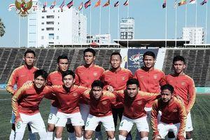 Timnas U-22 Indonesia Vs Myanmar - Hasil Imbang Tutup Babak Pertama