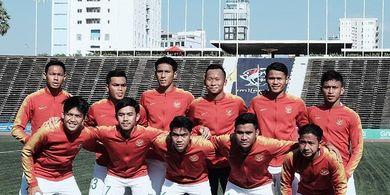 Berakhir Imbang, Timnas U-22 Indonesia Sempat Ditekan Myanmar