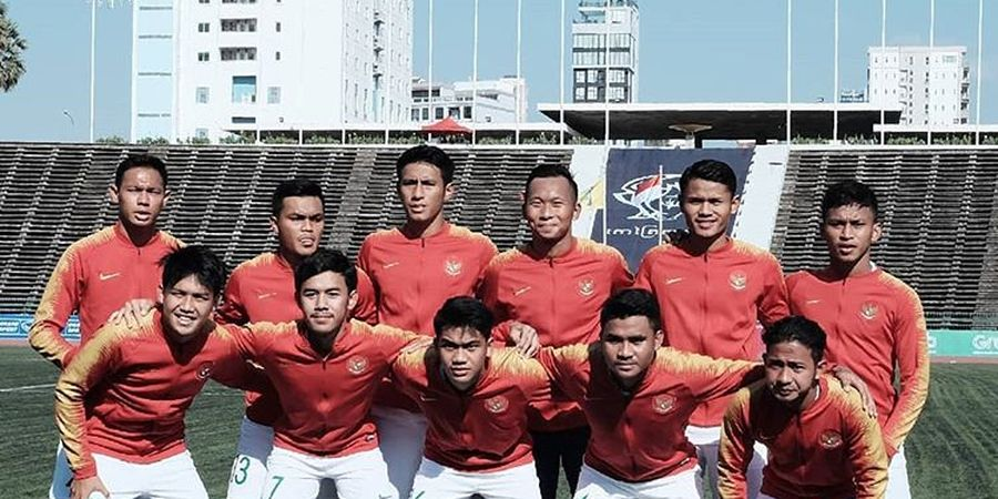Jelang Bentrok, Timnas U-22 Indonesia Unggul Satu Aspek dari Malaysia