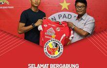 Transfer Liga 1 2019, Semen Padang Resmi Kontrak 2 Pemain Baru