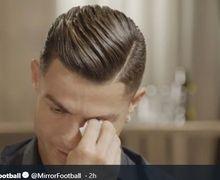 Cristiano Ronaldo Pernah 'Mengemis' Burger Sisa Ketika Berusia 12 Tahun
