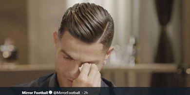 Cristiano Ronaldo Akhirnya Blak-blakan soal Hampir Gabung Arsenal