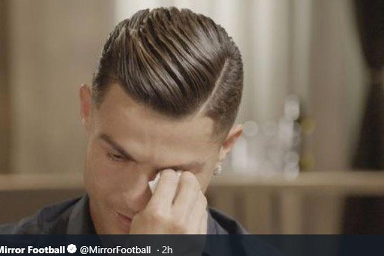 5 Hal yang Bikin Cristiano Ronaldo Menangis, Nomor 3 Paling 'Nyesek'