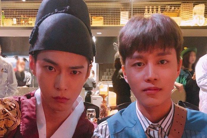 Doyoung dan Taeil