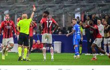 Sempat Mendominasi, AC Milan Takluk dari Atletico Madrid karena Kartu Merah