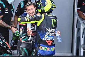 Petinggi Yamaha Sebut Fabio Quartararo sebagai Pewaris Ideal Valentino Rossi