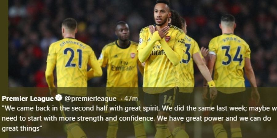 David Luiz Optimistis Arsenal Bisa Menangkan Liga Inggris Musim Ini