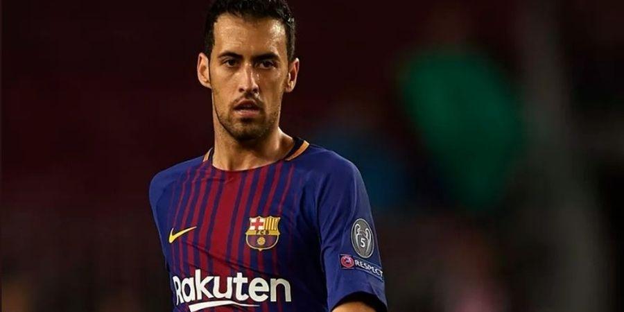 Sergio Busquets: Barcelona Sudah Lebih Percaya Diri Sekarang
