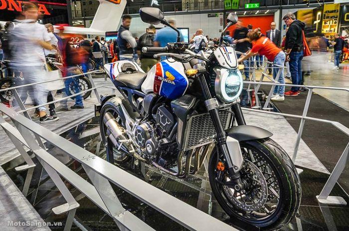 Honda CB1000R Limited Edition 2019 resmi dirilis di Motor Bike Expo 2019
