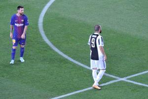 Link Streaming Juventus Vs Barcelona, Hanya Ada Messi Tanpa Ronaldo
