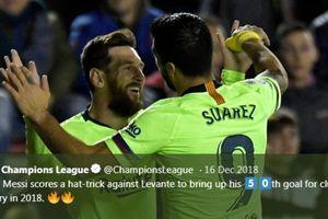 Was-was Kalah Pamor, Messi Tolak Rencana Barcelona Datangkan Mbappe