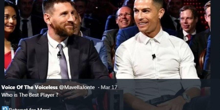 Bukan Cristiano Ronaldo, Ini Pemain yang Paling Mendekati Level Lionel Messi
