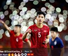 Absen Panjang dari Timnas Vietnam, Si Pemberi Cedera Evan Dimas di SEA Games 2019 Pilih Pergi ke Belanda