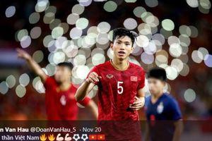 Cetak Dua Gol ke Gawang Timnas U-22 Indonesia, Doan Van Hau Dapat Bonus Besar