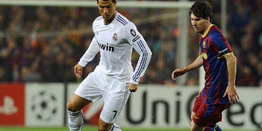 Carlos Tevez Ingin Bikin Messi dan Ronaldo Satu Tim Saat Dirinya Pensiun
