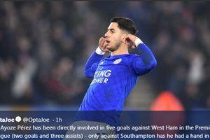 Hasil Lengkap dan Klasemen Liga Inggris - Leicester Pesta, Man United Keok Lagi