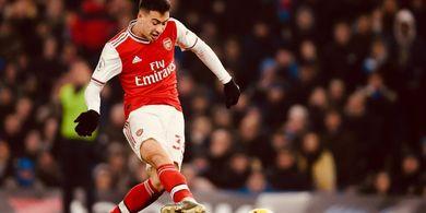 Wonderkid Arsenal Tidak Jemawa Disetarakan dengan Ronaldo Kuncung
