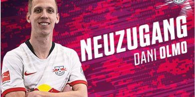 Batal Pulang ke Barcelona, Wonderkid Spanyol Gabung RB Leipzig