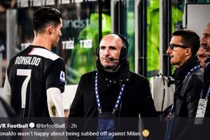 Cabut Sebelum Laga Selesai, Ronaldo Harusnya Dihukum 2 Tahun