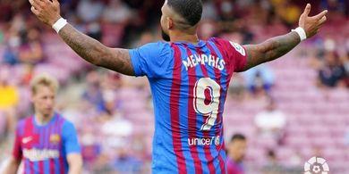 Baru Gabung Barcelona, Memphis Depay Sudah Hampir Samai Rekor Ibrahimovic dan Fabregas