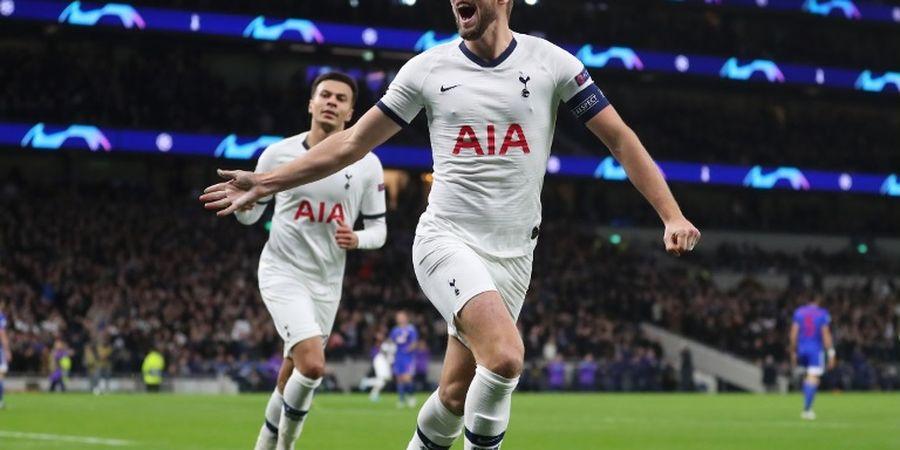 Harry Kane Jadi Pemain Tercepat yang Cetak 20 Gol di Liga Champions