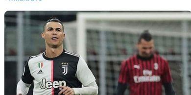 Allegri: Tanpa Juventus, Ronaldo Juga Tidak Akan Sekuat Ini