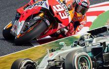 Sama-Sama Balapan Paling Bergengsi, Di Mana Bedanya Kualifikasi MotoGP dan Formula 1, Ini Uraiannya