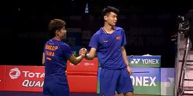 Kejuaraan Asia 2019 - Wang Yilyu Mengira Akan Kalah dari Alfian/Gischa