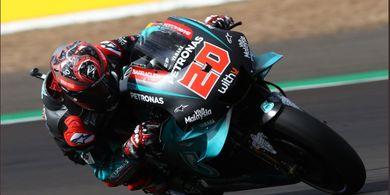 Motivasi Quartararo adalah Membawa Yamaha Tampil Baik di Semua Trek